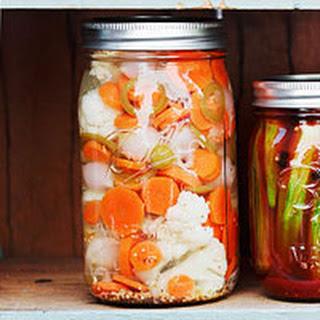Giardiniera Peppers Recipes
