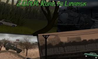 Screenshot of Z.O.N.A: Road to Limansk HD