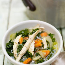 Chicken Garden Soup