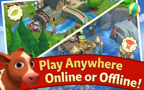 FarmVille 2: Country Escape APK screenshot thumbnail 9