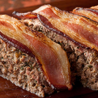 Bacon-Cheddar Meatloaf