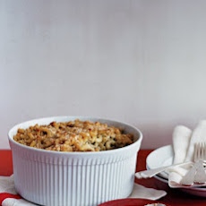 Tuna, Artichoke, and Noodle Casserole