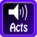 Talking Bible, Acts