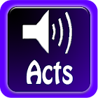 Talking Bible, Acts icon