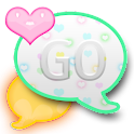 GO SMS THEME/ColorfulHearts icon