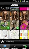Screenshot of Samsung Mobile Print Photo