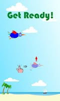 Screenshot of Funny Bird. Saga Adventure