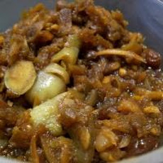 Award Winning Green Tomato Mincemeat