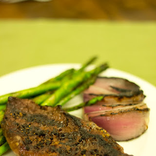 Grilled Balsamic Sirloin Steak