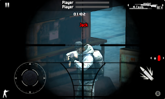 Screenshot of Modern Combat 2: Black Pegasus