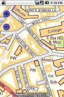 Screenshot of UK Atlas