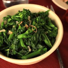 Sautéed Broccoli Rabe Recipe