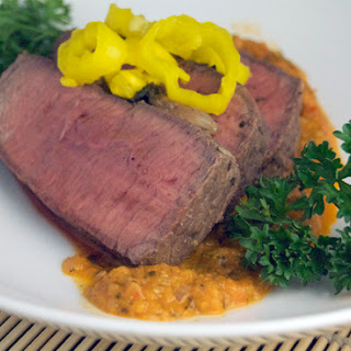London Broil w/Pizzaiola Sauce