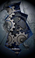 Screenshot of Mechanical gear free lwp