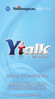 Screenshot of YTALK HD