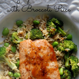 Salmon Rice And Broccoli Recipes