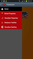 Screenshot of PureScore