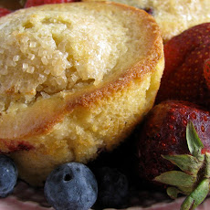 Very Berry Whole Wheat Muffins
