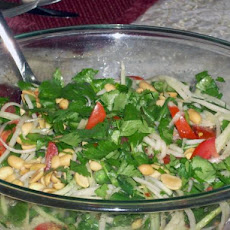 Green Papaya Salad Ala Bobby Flay