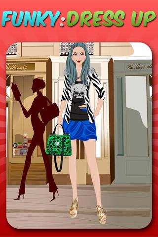 Funky : Dress Up
