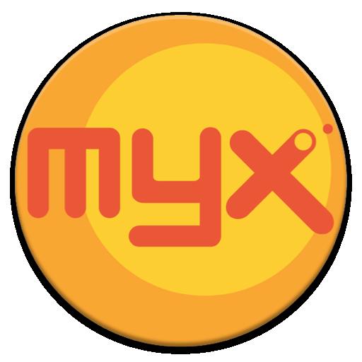 MYX Charts LOGO-APP點子