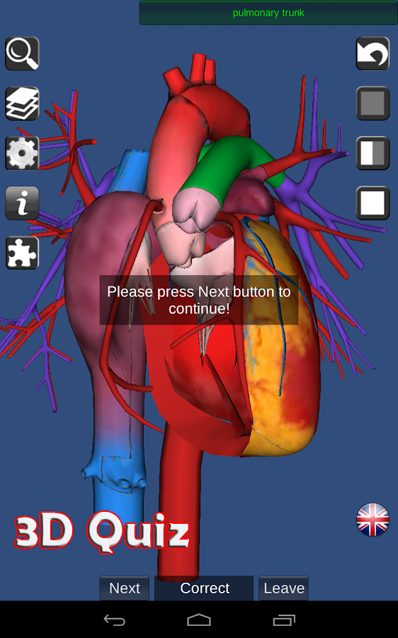 3D Anatomy Screenshot 19