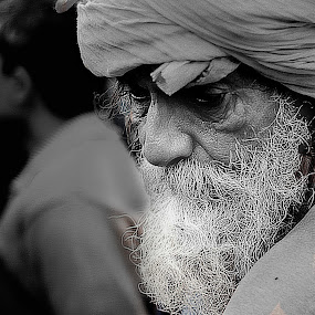 by Samrat Sam - Black & White Street & Candid (  )