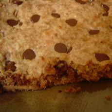 Gooey Chip Bars