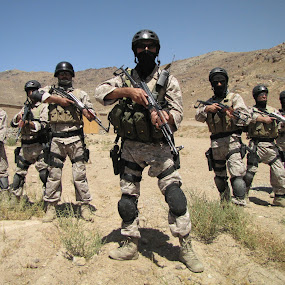 Afghan Special Forces by Chuck Holton - News & Events World Events ( army, soldier, guns, drugs, afghanistan, war )