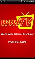 Screenshot of wwiTV