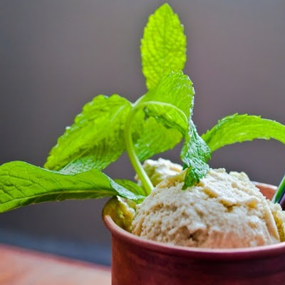 Mint Julep Ice Cream