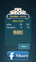 Screenshot of Dominoes Online Free