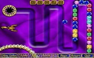 Screenshot of Jewel Snake