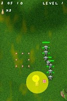 Screenshot of Robot Defence