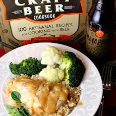 Honey Mustard- Pale Ale Chicken