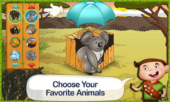 Zoo Keeper - Care For Animals APK screenshot thumbnail 3