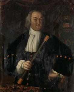 RIJKS: Hendrik van den Bosch: painting 1723