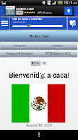 Screenshot of Mexico Guia