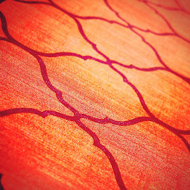 Copper Wall by Brielle Nuetzmann-Bartel - Backgrounds Abstract ( orange background )