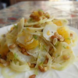 Fennel Citrus Salad Recipes