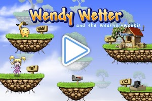 Screenshot of Wendy Wetter