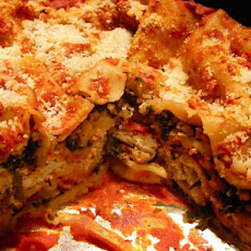 Recipe Makeover-Vegan Lasagna