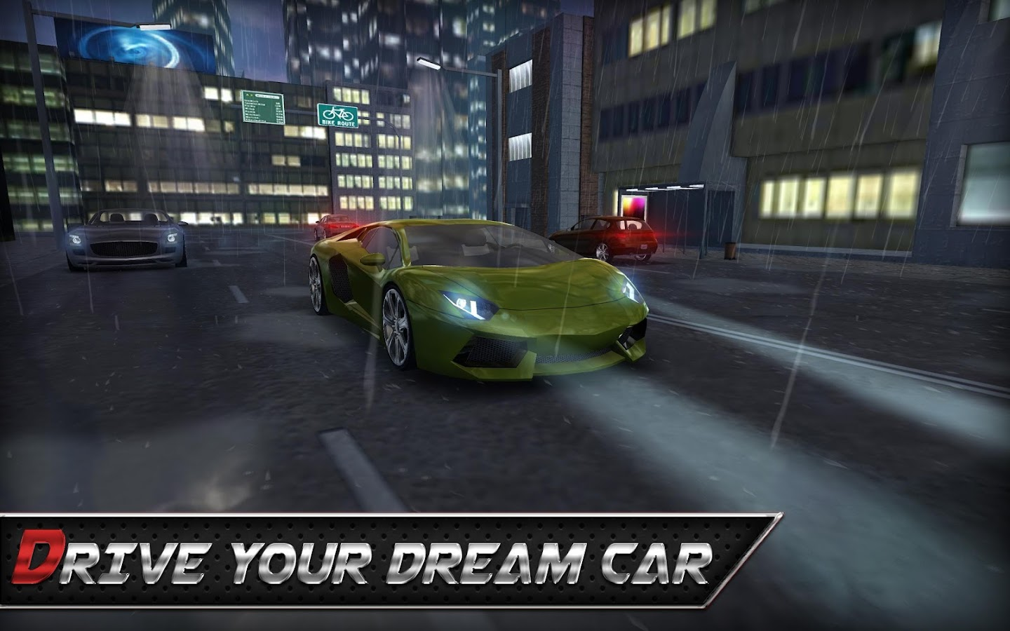 Real Driving 3D Screenshot 0