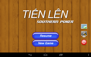 Screenshot of Tien Len - Southern Poker