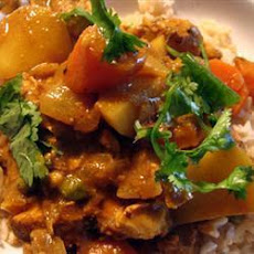 Easiest Chicken Korma