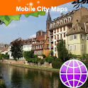 Strasbourg Street Map icon