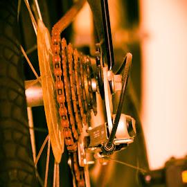 Bike by Myint Thu - Transportation Bicycles