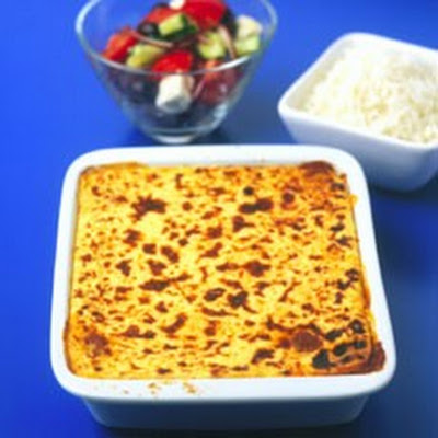 A Very Quick Moussaka