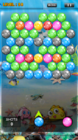 Screenshot of Bubble Saga