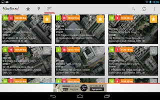 Screenshot of BikeShare!